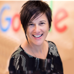 Leonie Valentine (Managing Director, Sales & Operations of Google Hong Kong)